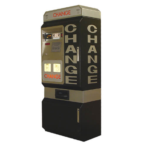 Change machines